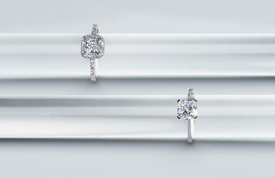 Shimansky Engagement Rings