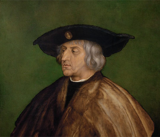 Archduke Maximilian