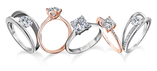 Shimansky Designer Engagement Rings