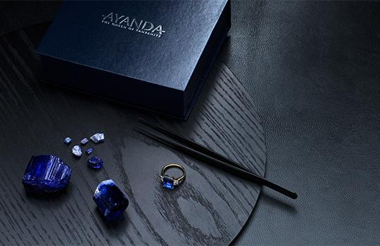 Ayanda Tanzanite Jewellery Collection