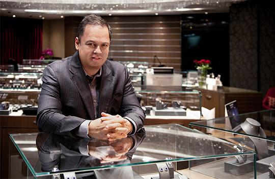 Yair Shimansky CEO
