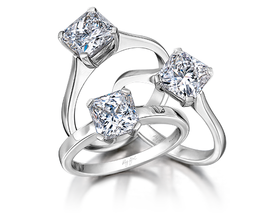 Shimansky My Girl Rings