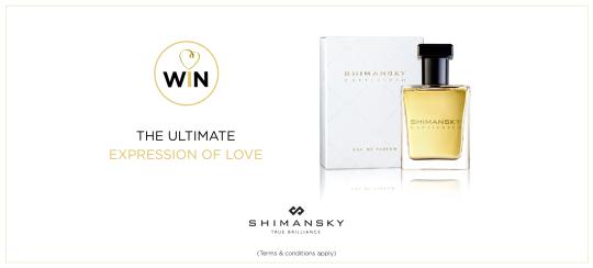 Shimansky Captivate Perfume