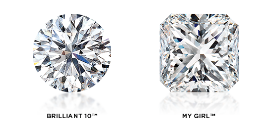 Shimansky Diamond Shapes 101