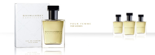 Shimansky Captivate Limited Edition Perfume for Her