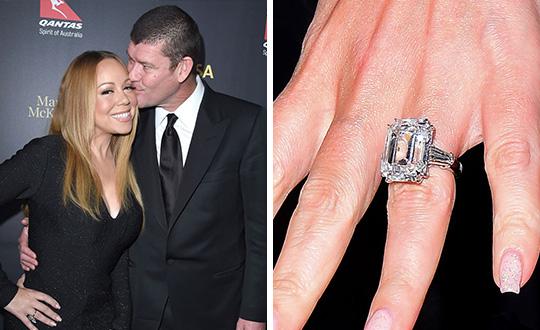 Shimansky Celebrity Engagement Rings