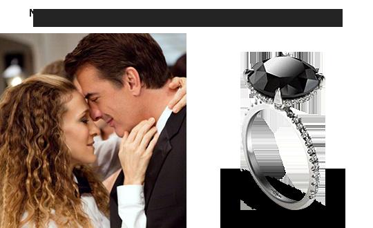 Shimansky Black Diamonds