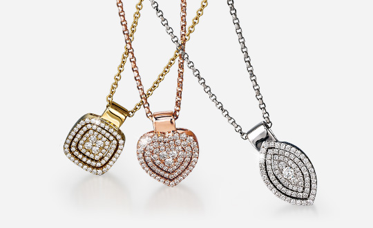 Shimansky Style Tips on Layering Pendants
