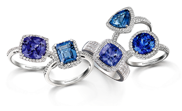 Shimansky Tanzanite December Birthstone