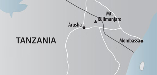 Shimansky Mining of Tanzanite