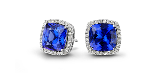 Shimansky Tanzanite Earrings
