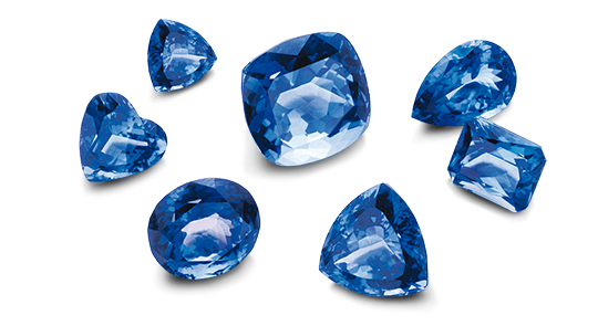 Top Quality Tanzanite by Shimansky