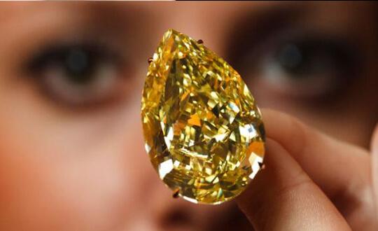 12 Most Famous Yellow Diamonds Shimansky