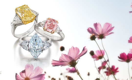Yellow Diamonds: The Perfect Jewellery for Summer | Shimansky