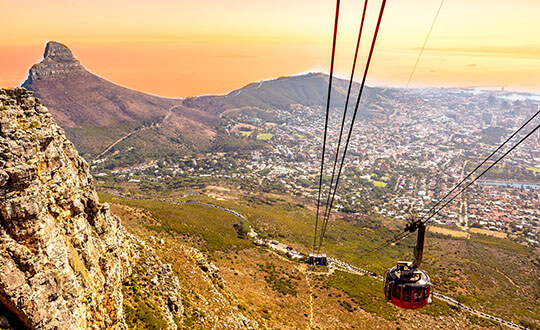 Top 5 Ideas for How to Propose on Table Mountain | Shimansky