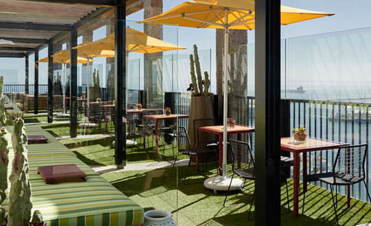 Silo Hotel Rooftop Cape Town