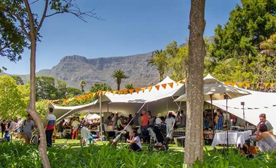 Summer Markets Cape Town
