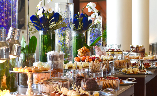 Enjoy a High Tea with your Mother