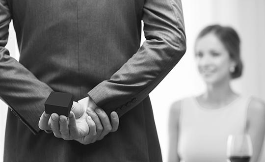 Shimansky Engagement Ring