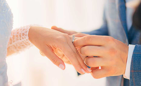 Shimansky wedding and engagement diamond rings