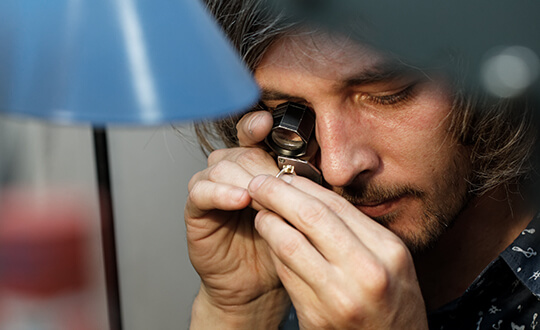 Shimansky expert jewellery craftsmanship