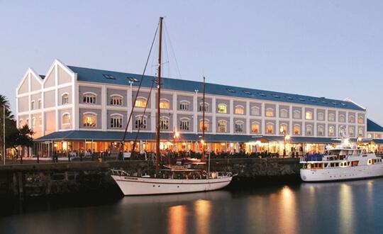 Victoria & Alfred Hotel in Cape Town