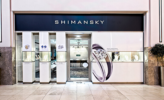 Shimansky Diamonds, Nelson Mandela Square