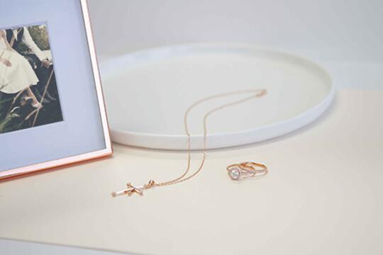 Shimansky Pendant and Ring | Shimansky