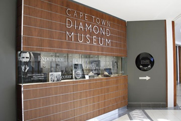 Cape Town Diamond Museum, Clock Tower, Cape Town