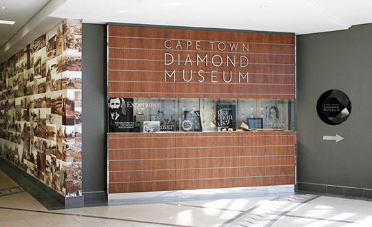 Cape Town Diamond Museum