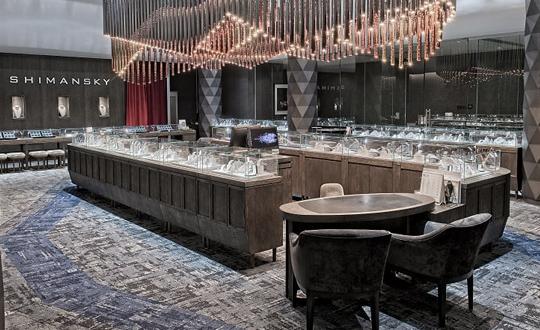 Rockwell Shimansky Showroom