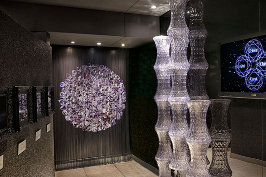 Visit the Cape Town Diamond Museum