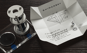 Shimansky Diamonds, Cape Town, South Africa