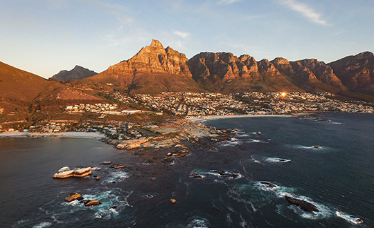 The latest about the water in Cape Town