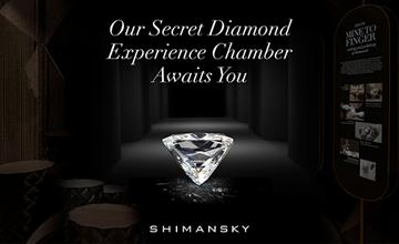 Biggest Diamond Consumer | Shimansky