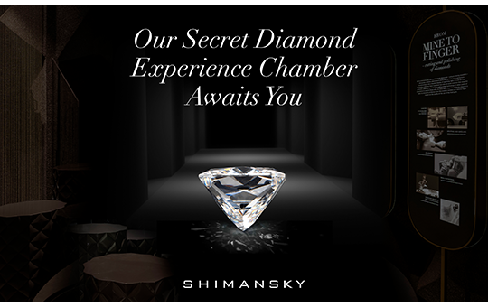 Secret Diamond Chamber Experience
