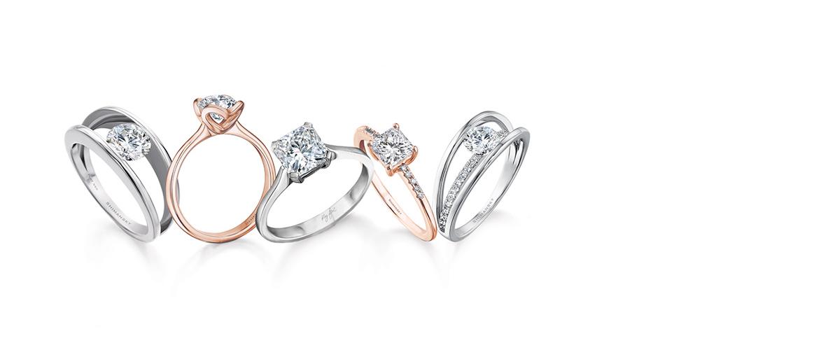 Diamond Jewellery Collection Shimansky