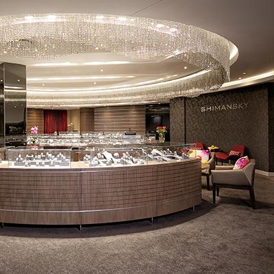 Shimansky Clock Tower Diamond Experience Store