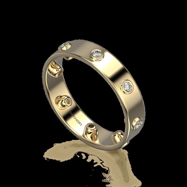 Caesar Classic Ring | Shimansky