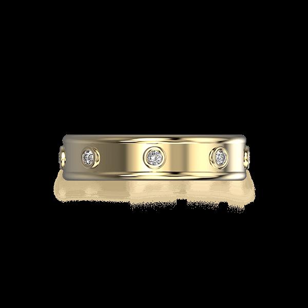 Caesar Classic Raised Ring | Shimansky