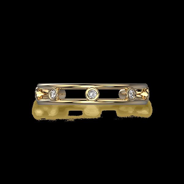 Caesar Classic Raised Ring   Shimansky