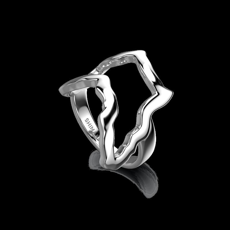 My Africa Ring 18K White Gold | Shimansky