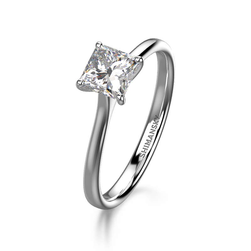 My Girl Solitaire Ring | Shimanksy