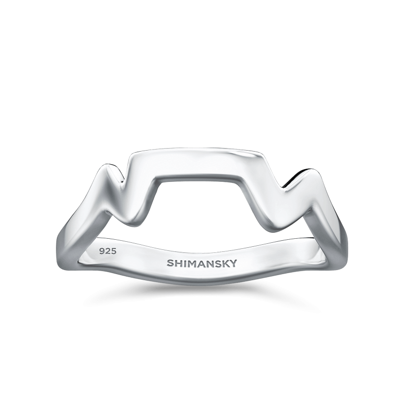 Table Mountain Ring Silver | Shimansky
