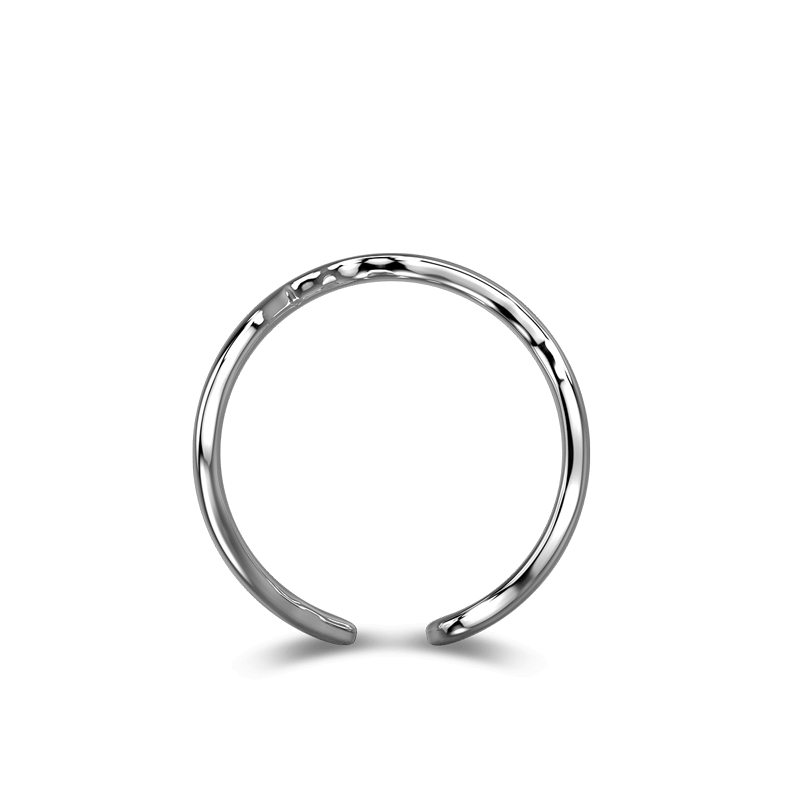 Wrap Africa Ring 18K White Gold | Shimansky
