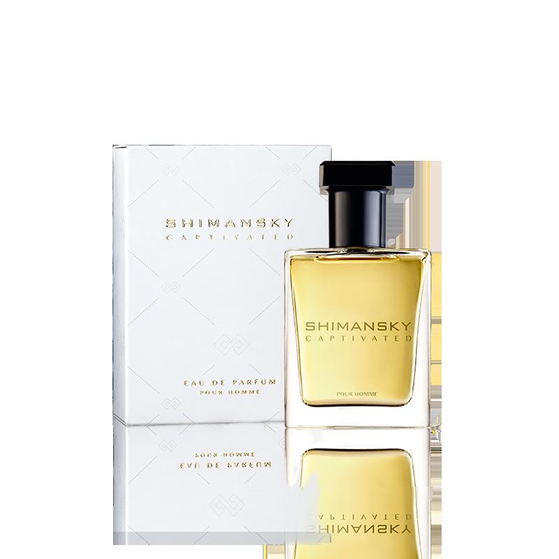 Shimansky Captivated Perfume