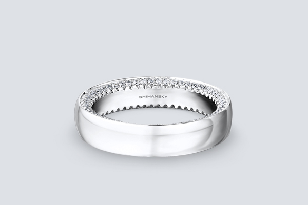 Wedding Band For | Wedding Rings For Him Her Shimansky