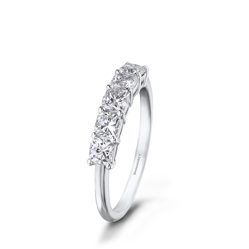 01-claw-set-cushion-cut-diamonds-half-eternity-ring-01