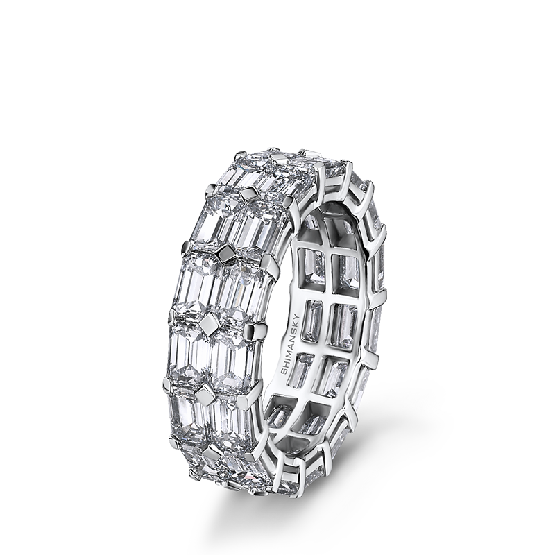 08-claw-set-double-row-emerald-cut-diamond-full-eternity-ring-01