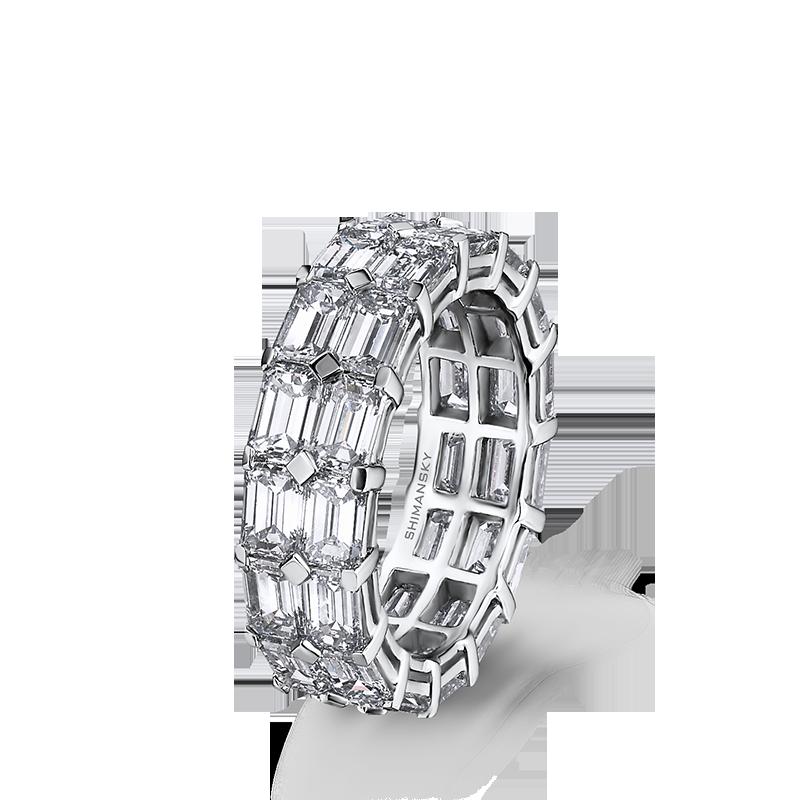 08-claw-set-double-row-emerald-cut-diamond-full-eternity-ring-01